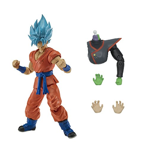 Dragon Ball Super - Dragon Stars Super Saiyan Blue Goku Figure (Series ()