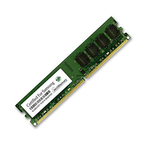 Certified for Samsung Memory 4GB DDR3-1066 PC3-8500 240 pin UDIMM SDRAM Desktop RAM by Arch Memory