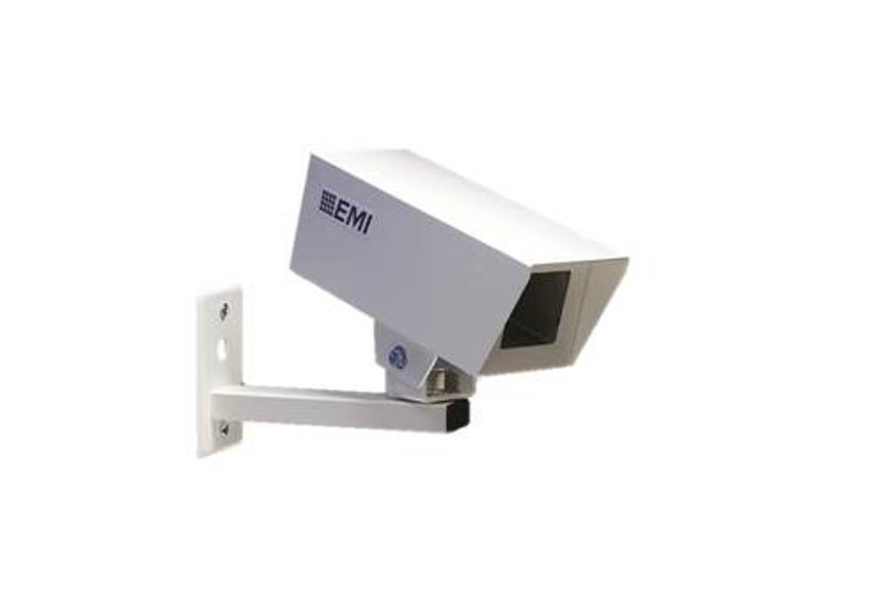 Engineered Mechanical Innovations CCSH-7AL-W 7-Inch Camera Security Aluminum Housing, White