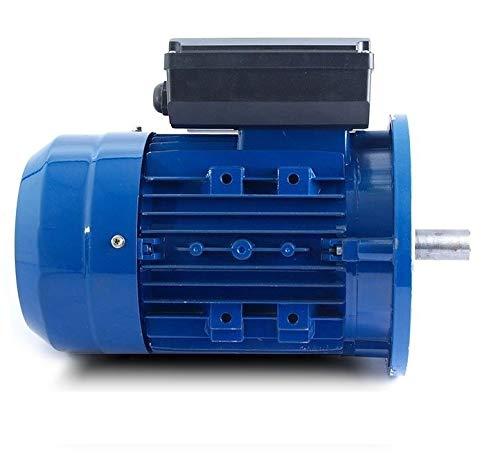 Dimensioni 80 Motore elettrico monofase 1,1 KW//1,5 CV 220 V 3000 RPM B5 asse 19 mm altezza coppia di avviamento Alren. flangia 200 mm