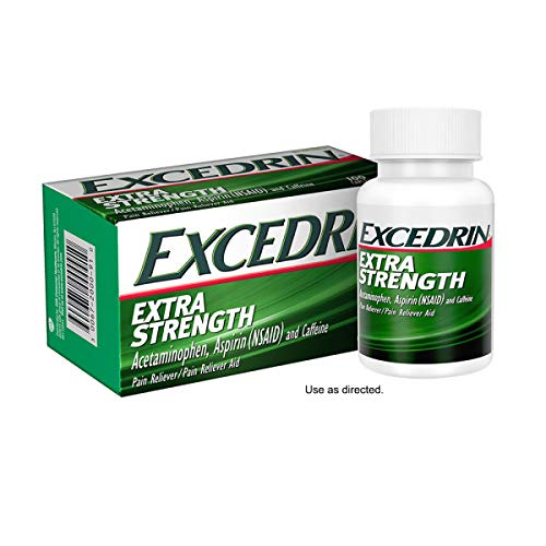 Excedrin Extra Strength Pain Relief Geltabs – Headache Relief – 80 Count