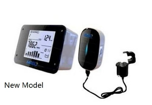 Home Energy Use Monitor : Gowe wireless electricity monitor home energy saving