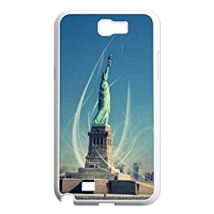 Samsung Galaxy Note 2 Cases statue of liberty, Pattern Statue Of Liberty Cases Sexyass, {White}
