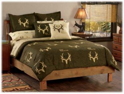Bone Collector Comforter/Sham, Queen
