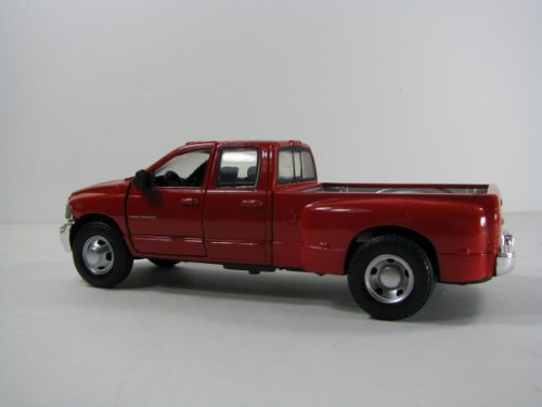 Dodge Ram Truck Games >> Dodge Ram 3500 Dually Pickup Truck 1:32 Scale by Newray ...
