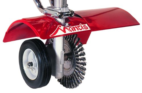 - Mantis 8222 Power Tiller Crevice Cleaner Attachment for Gardening