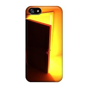 Iphone Cover Case - Door Protective Case Compatibel With Iphone 5/5s
