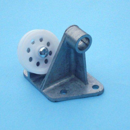 Garador Garage Door Spares Parts Genuine Pulley & Wall Bracket Assembly LH (SG230-13L)