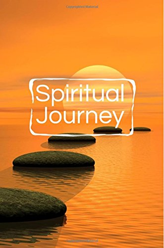 Spiritual Journey: Blank Prayer Journal, 6 x 9, 108 Lined Pages