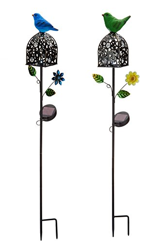 Bird Cage Solar Lights