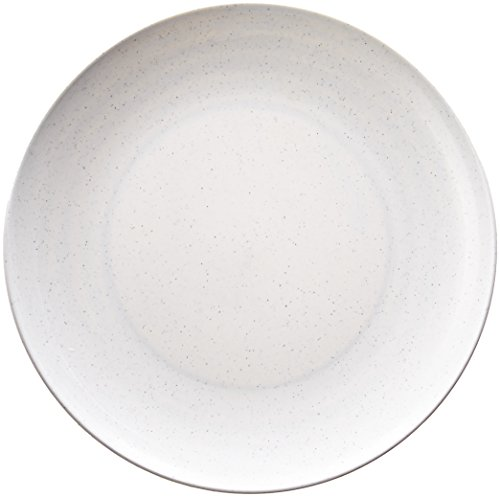 Nordic Ware Microwave Everyday Dinner Plates, Set of 2, White, 10 Inch