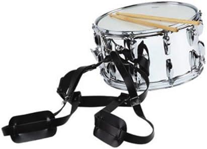 Ortola 0335-001 - Bandolera caja-tímbal arnés, color negro: Amazon ...