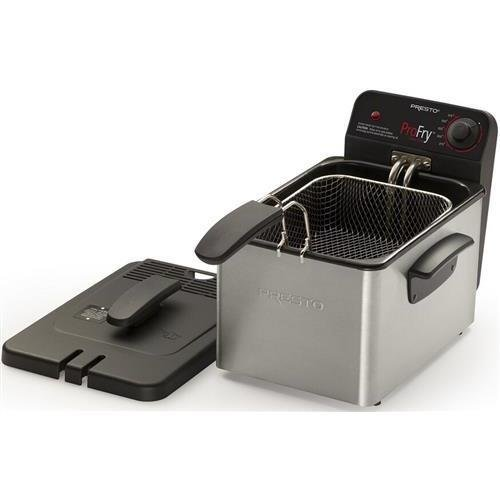 Presto Big Kettle ~ Compare price presto cup deep fryer on statementsltd