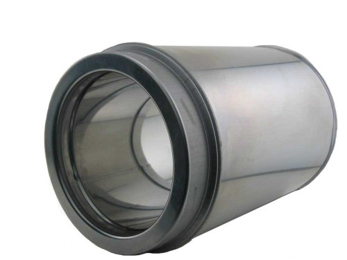 M&G Duravent 10DCA-48 Durachimney Ii Chimney Pipe, 48'' Long, 10'' Inner Diameter by M&G DuraVent