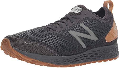 New Balance Men's Gobi V3 Fresh Foam Trail Running Shoe, Phantom/Magnet/Gum, 10 D US (Fresh Foam Gobi Trail Moon Phase Review)