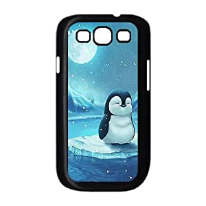 Clzpg Brand Samsung Galaxy S3 I9300 Case - Penguin diy phone case