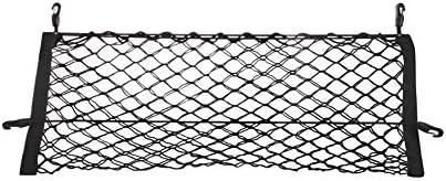 POZEL Envelope Style Trunk Cargo Net for GMC Yukon Chevrolet Tahoe Cadillac Escalade 2015 2016 2017 2018 2019 2020
