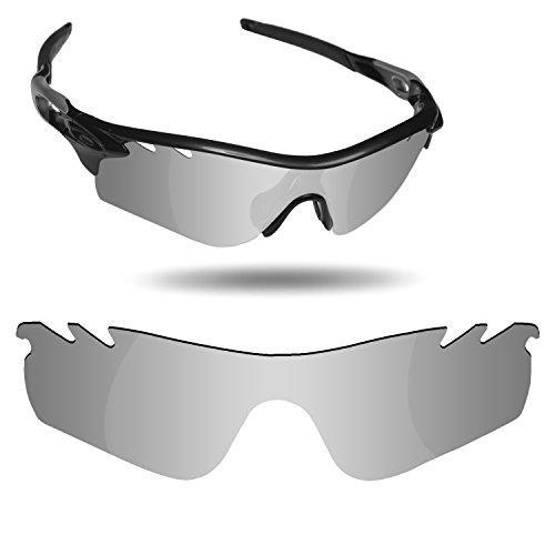 Fiskr Anti-Saltwater Replacement Lenses for Oakley RadarLock Path Vented Sunglasses - Various - Lens Radarlock