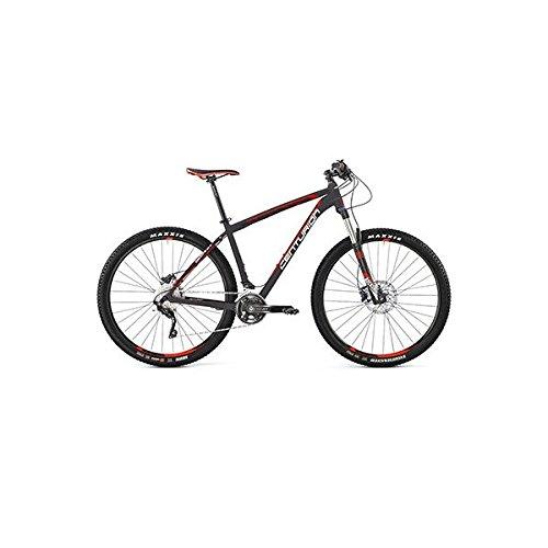 センチュリオン(CENTURION) マウンテンバイク BACKFIRE PRO 800.27 38 M.ブラック 18 38cm B07DKXJTCL