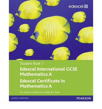Edexcel International GCSE Mathematics A Student Book 1 with ActiveBook CD (Edexcel International GCSE) (Mixed media product) - Common