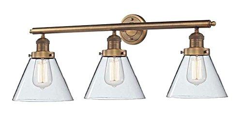 Three Light Bathroom Fixture - Innovations Lighting 205-BB-G42