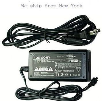 Sony DCR-HC40S ac Sony DCR-HC40W ac Sony HDRXR500VE ac Sony HDR-XR520E AC Adapter for Sony DCR-HC40E ac