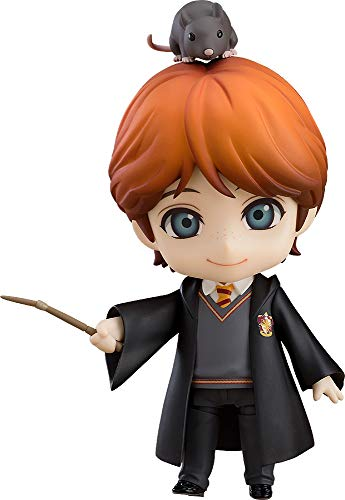 Good Smile Harry Potter: Ron Weasley Nendoroid Action Figure, Multicolor