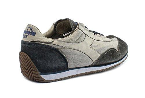Diadora Erfgoed - Sneakers Equipe Sw Vies Voor Man En Vrouw Grigio
