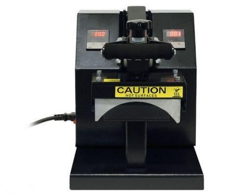 Hat Press Machcine Heat Press for Hats Transfer Printer for Hats 110V/220V by KUNHEWUHUA (Image #3)