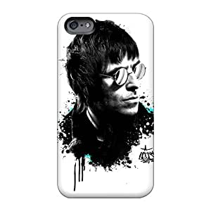 Iphone 6 WLf7464BonQ Custom Stylish Oasis Band Pattern Durable Cell-phone Hard Covers -AlissaDubois
