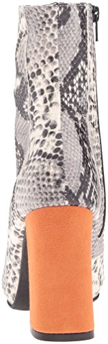 Katherine Shellys London Women's Boot Chelsea Snake pAfxn1q6z