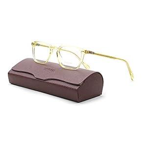 Oliver Peoples Sir Kent Eyeglasses Vintage Circa 1987 1406 Vintage Beige Crystal