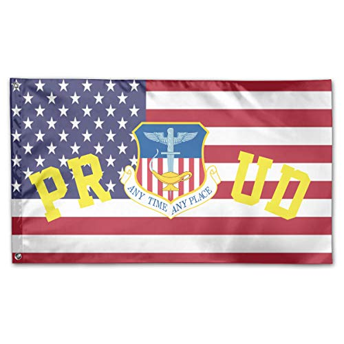 PAPORANFLAG American Flag 3x5 Foot Proud United States Air Force 1st Special Operations Wing Flag