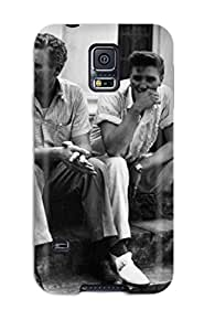 Stevenson Elizabeth's Shop Cheap Slim New Design Hard Case For Galaxy S5 Case Cover 2408811K77026645