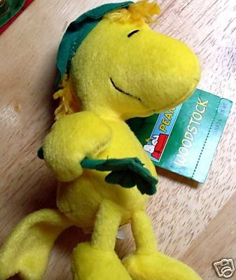 (Peanuts Hallmark Snoopy Best Friend Woodstock - Irish Leprechaun St. Patrick's Day)