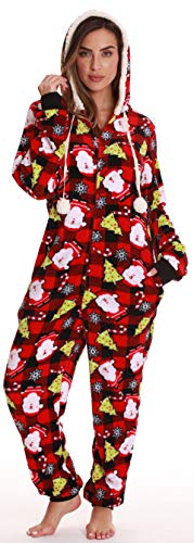 (Just Love Adult Onesie Pajamas 6342-10340-S)