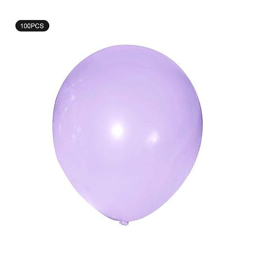Globos Cumpleaños adornos boda Party, globos látex hinchable ...