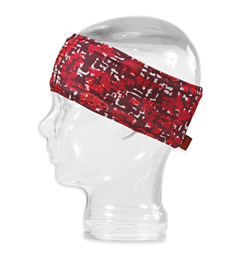Outdoor Research Women's Luster Headband, Sangria, One Size