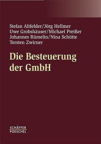 Die Besteuerung der GmbH