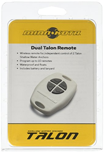 Minnkota 1810251 Talon 4 Button Remote primary