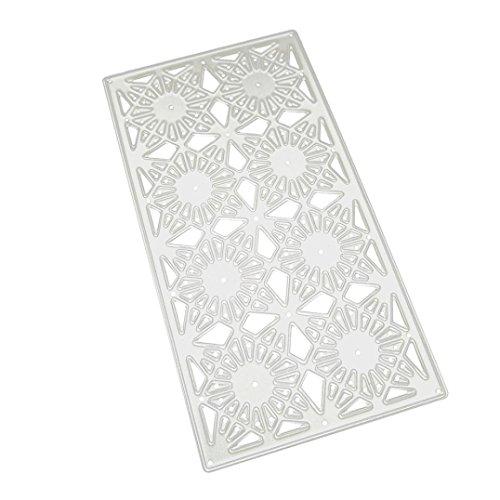 Invitations Religious Printable (Flower Die Cut,iHPH7 Hearts Metal Cutting Dies Stencils DIY Scrapbooking Album Paper Card Making 746)