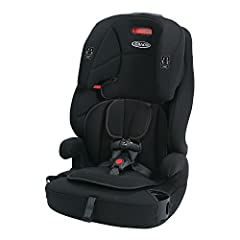 Greco's Transitions 3-in-1 harness booster car seat is designed to grow with your child and go with you, wherever your journeys take you - from car to carpool and beyond. This lightweight car seat transitions seamlessly from harness booster (...