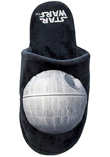 Star Wars Death Star Mule Slippers - Größe 42-45