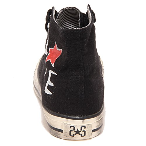 Tela Love Scarpa Shoes Uomo Unisex Donna Nero 66993 2star Sneaker WqEfnIwt