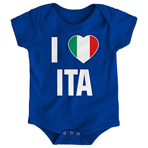- World Cup Soccer Italy Infants