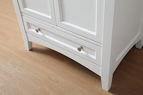 Stufurhome GM-Y01W 30.5-Inch Pure White Single Laundry Sink by Stufurhome (Image #17)