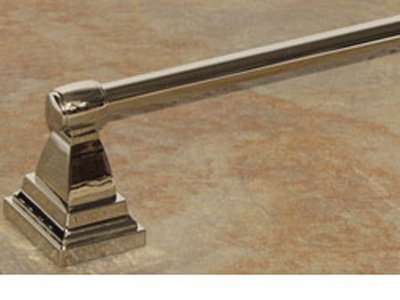 Stratton Bath 30 Single Towel Bar -STK10PN- Polished Nickel Level USA
