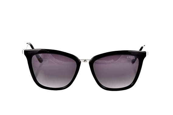 : Guess Factory angular Cat Eye anteojos de sol de