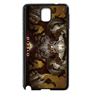 Diablo III Samsung Galaxy Note 3 Cell Phone Case Black PSOC6002625682313