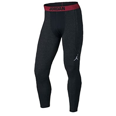 31480102a88 Amazon.com: Air Jordan Aj Compression Shield Training Tights Mens ...